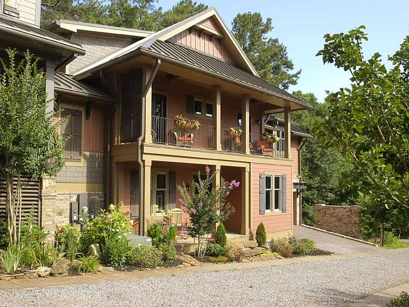 Maison unifamiliale pour l Vente à The River Rose 120 Weatherford Place Roswell, Georgia, 30075 États-Unis