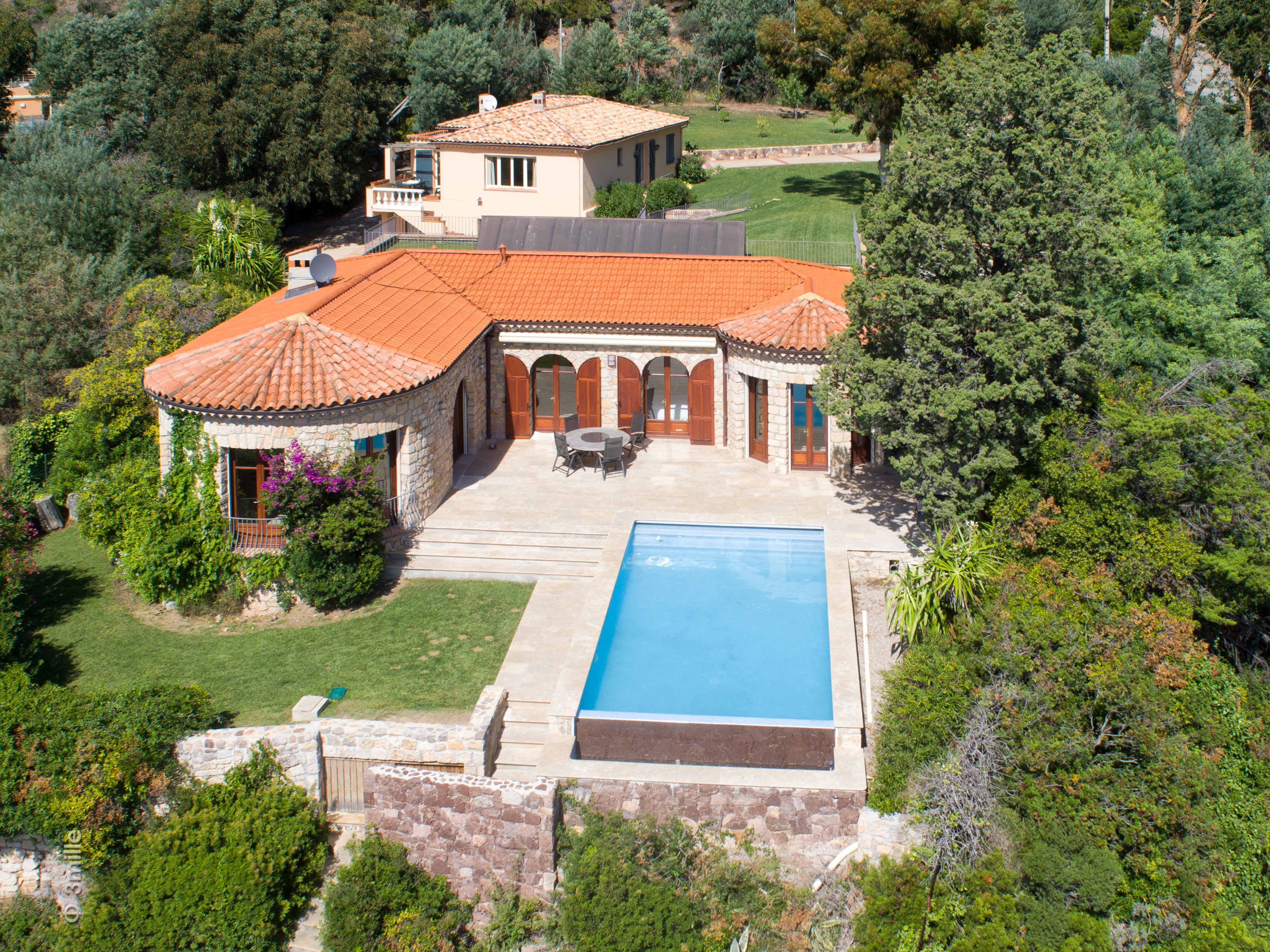 Single Family Home for Sale at SOLE AGENT - WATERFRONT - NEAR CANNES Theoule Sur Mer, Provence-Alpes-Cote D'Azur 06590 France