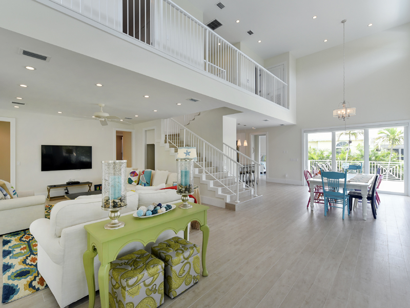 Maison unifamiliale pour l Vente à New Construction Keys Style Home at Ocean Reef 5 Diana Road Ocean Reef Community, Key Largo, Florida 33037 États-Unis
