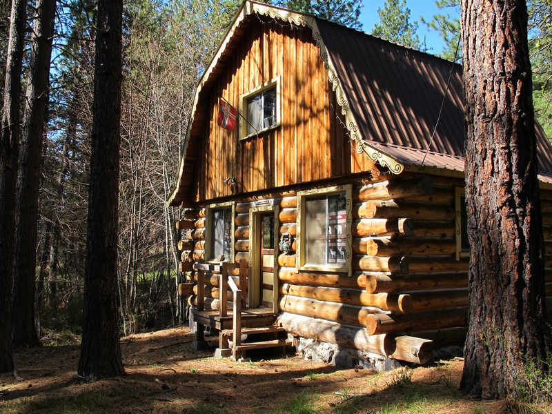 Property Of Polson Land & Cabin