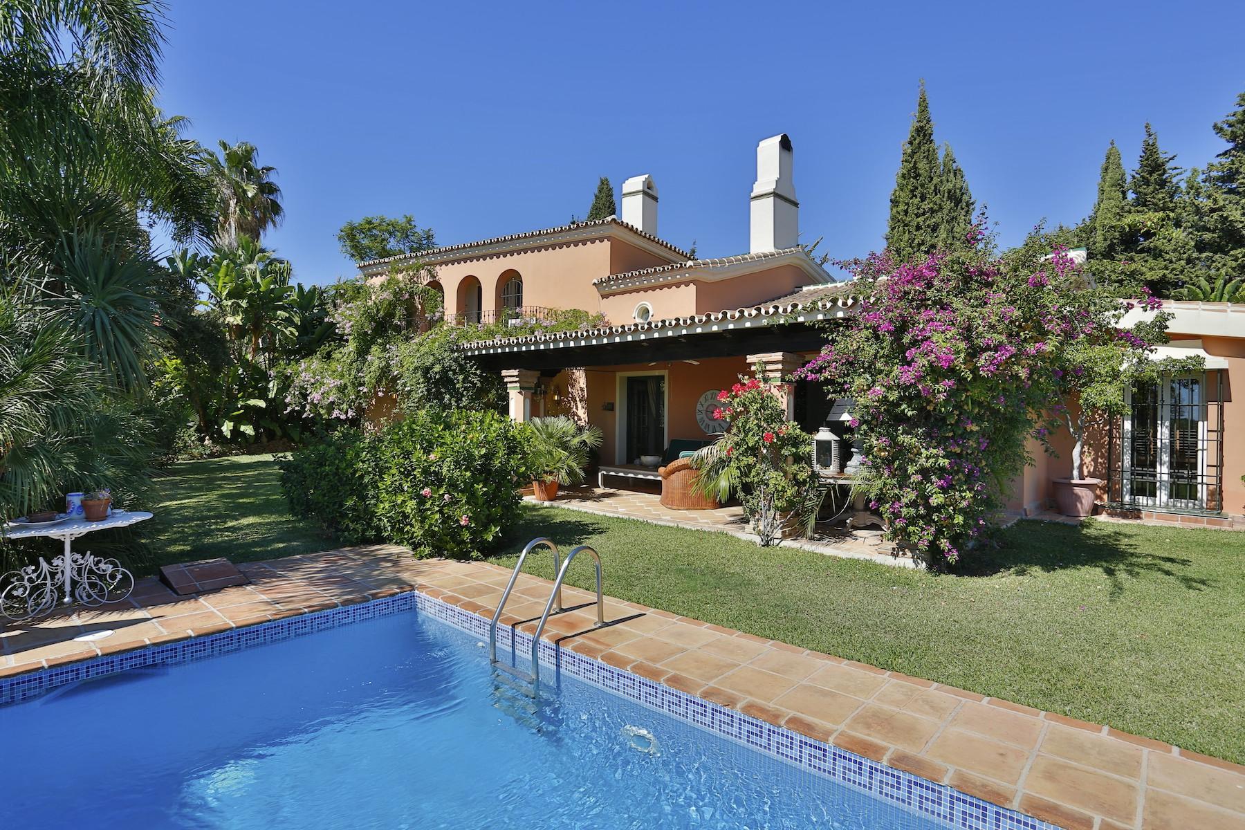 Maison unifamiliale pour l Vente à LA QUINTA BENAHAVIS Other Costa Del Sol, Costa Del Sol, 29679 Espagne
