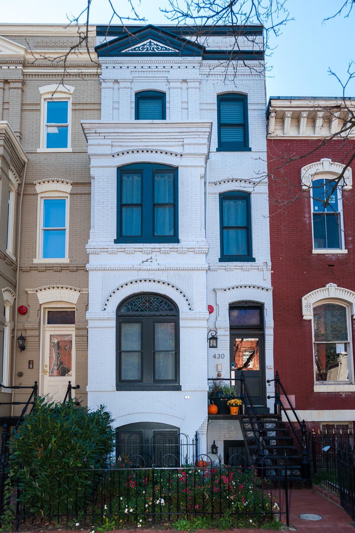 Condomínio para Venda às 430 M Street Nw 7, Washington Washington, Distrito De Columbia 20001 Estados Unidos
