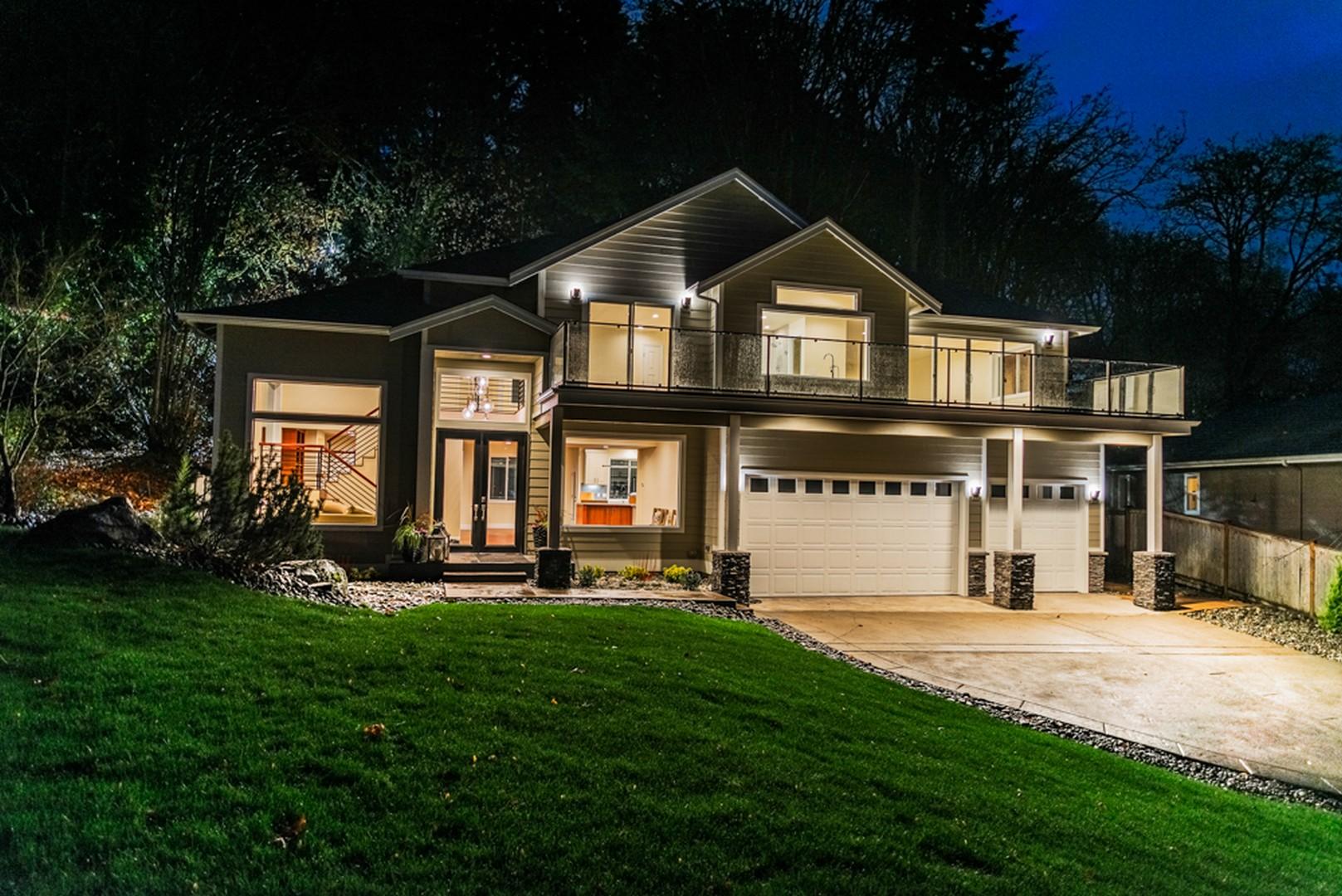 단독 가정 주택 용 매매 에 Sunnyside Heights Gem 2330 Sunnyside Heights Drive Steilacoom, 워싱톤, 98388 미국