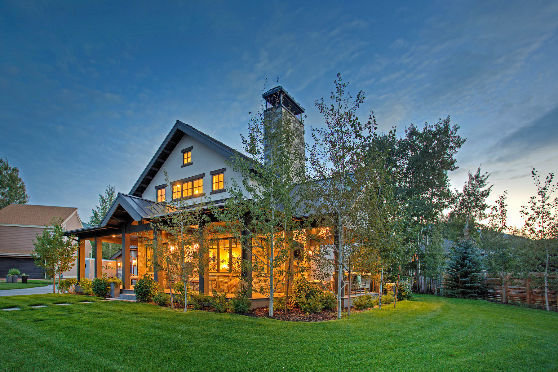 Maison unifamiliale pour l Vente à Park Meadows Perfection! 2525 Holiday Ranch Loop Park City, Utah, 84060 États-Unis