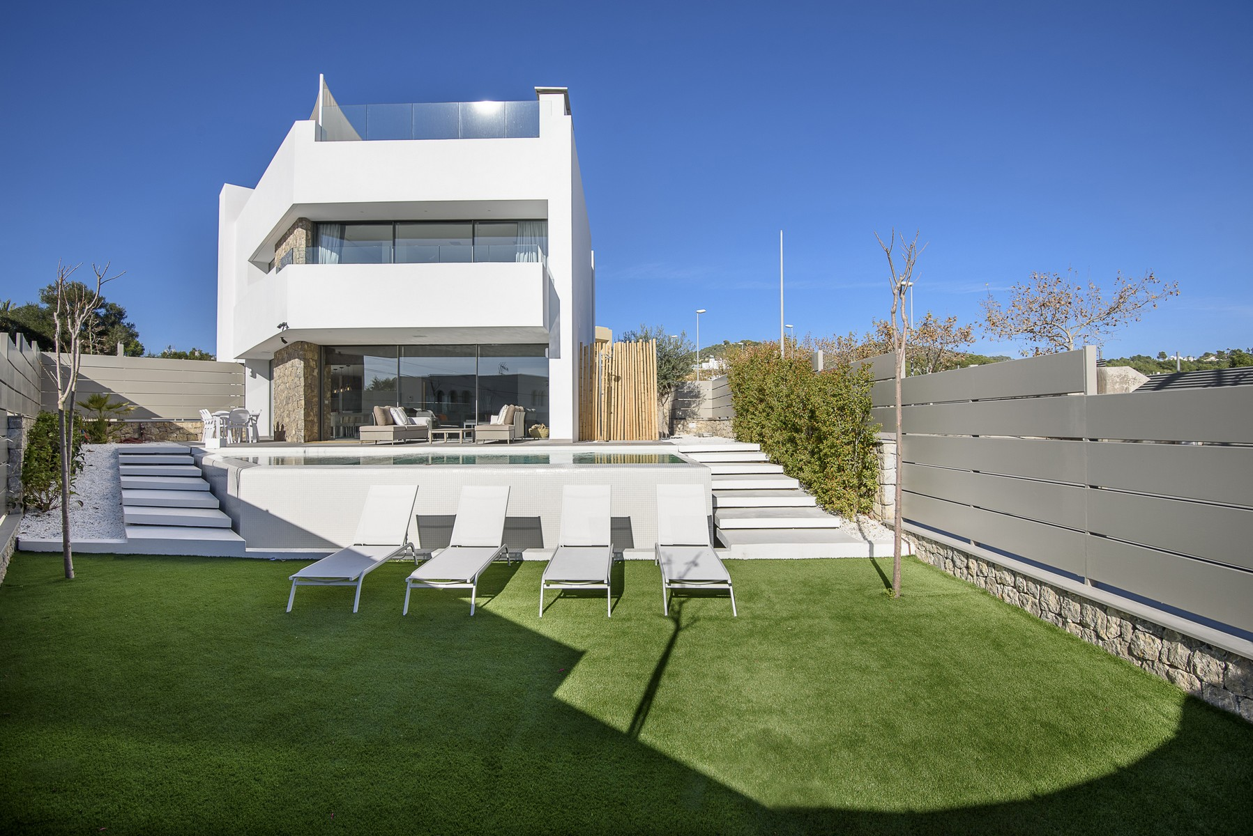 Single Family Home for Sale at Brand New Build In Talamanca With Sea View Ibiza, Ibiza, 07800 Spain