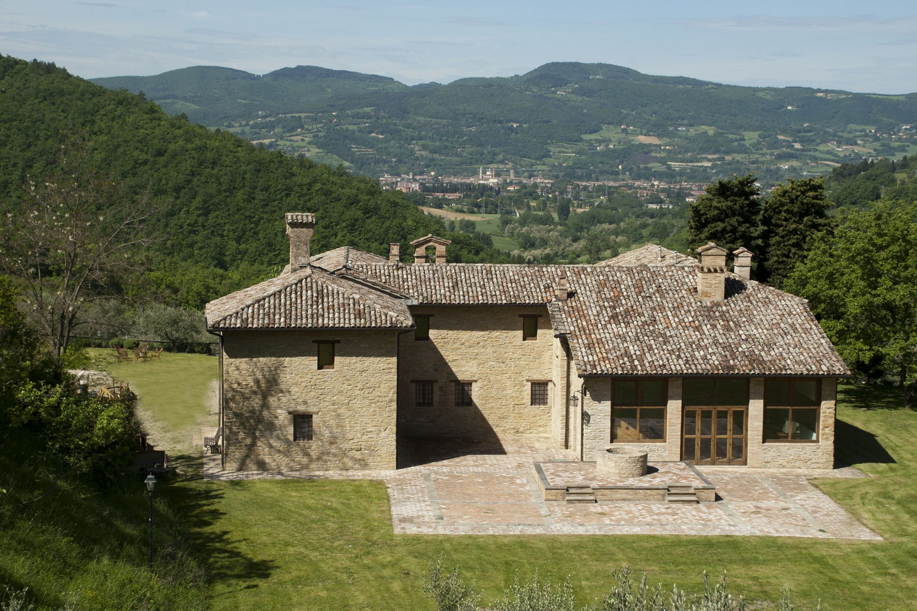 sales property at Ancient monastery near Perugia