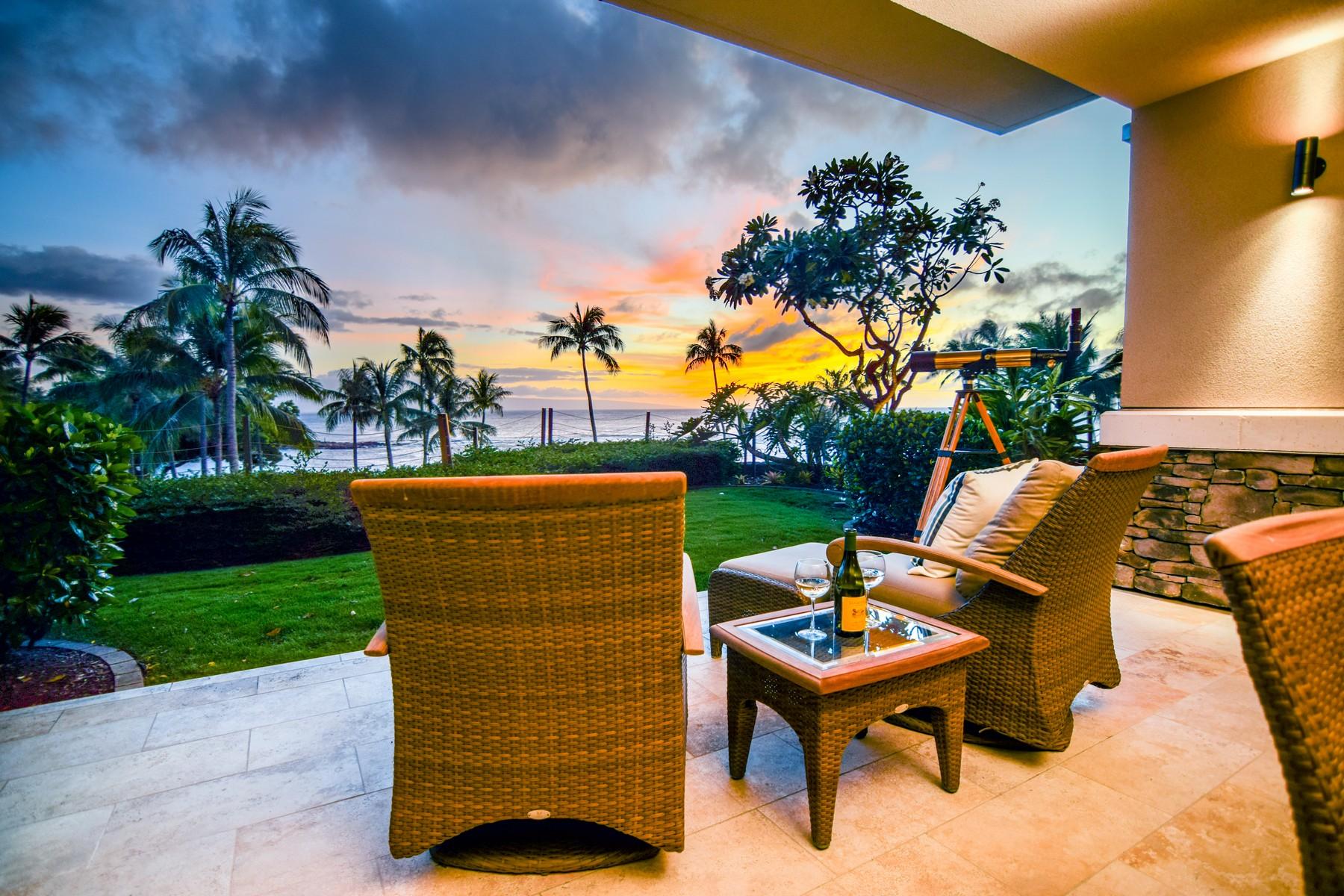 コンドミニアム のために 売買 アット Montage Residences Kapalua Bay, Unlike Any Other One Bay Drive, Montage Residences Kapalua Bay 1205 Kapalua, ハワイ, 96761 アメリカ合衆国