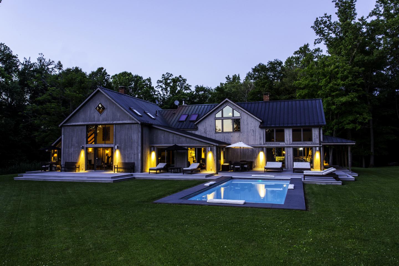 独户住宅 为 销售 在 Quintessential Country Estate 316 Avery Road Garrison, 纽约州 10524 美国