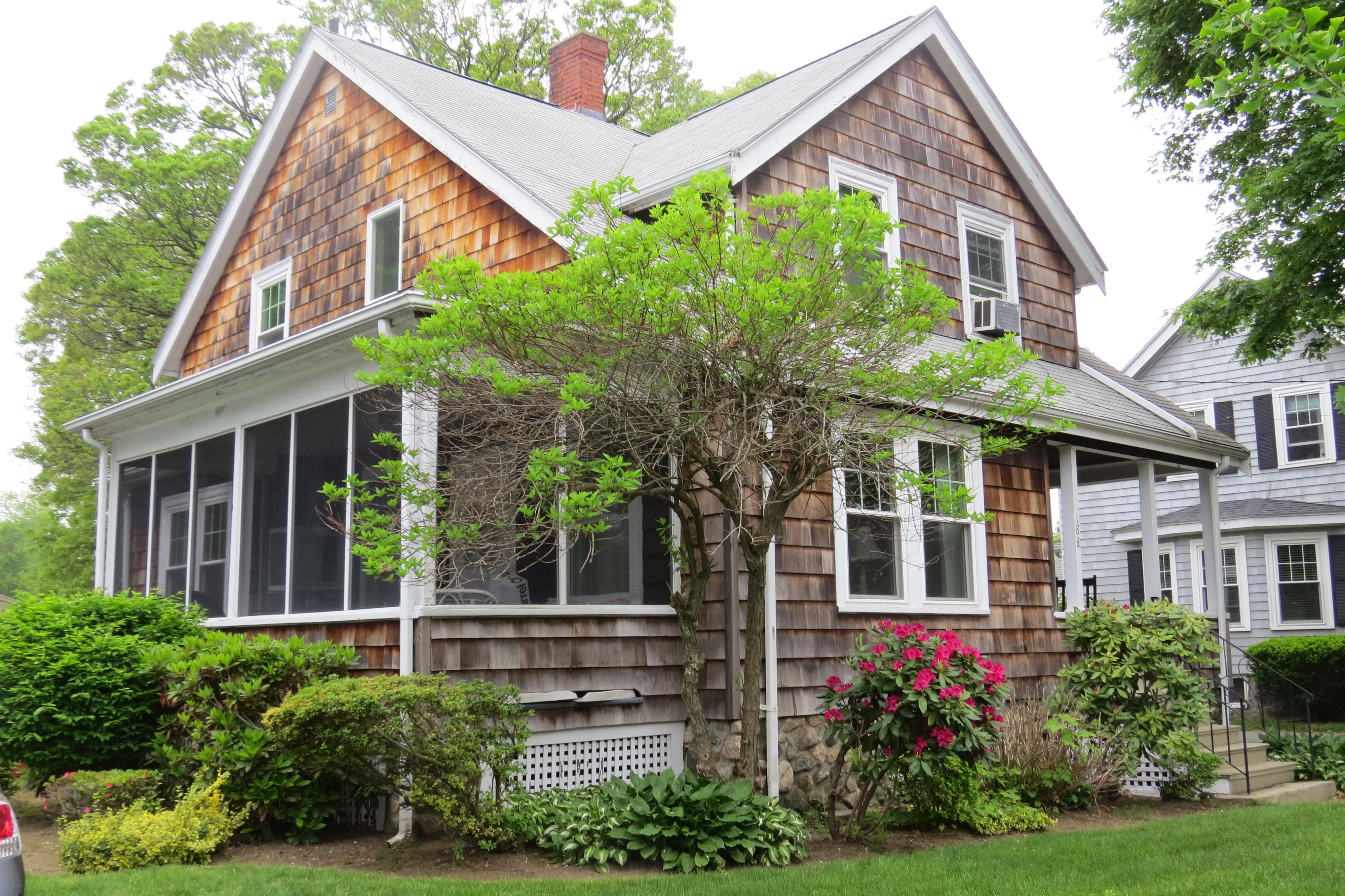 Single Family Home for Sale at Charming Home 188 Aspen Road Swampscott, Massachusetts, 01907 United States