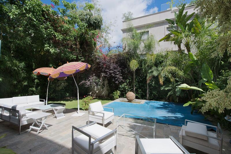 Single Family Home for Sale at Unique and Exclusive Triplex with private pool and garden Other Andalucia, Andalucia, Spain