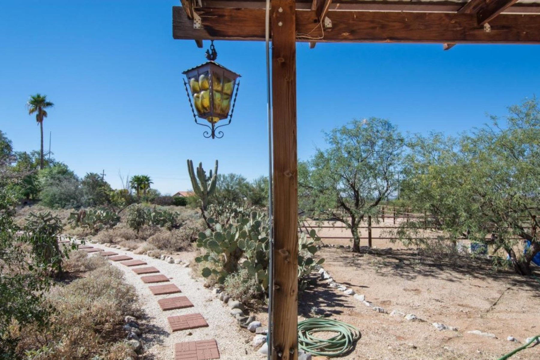 Property Of Charming Updated Southwest Adobe 3.68 Acre Hilltop Horse Property