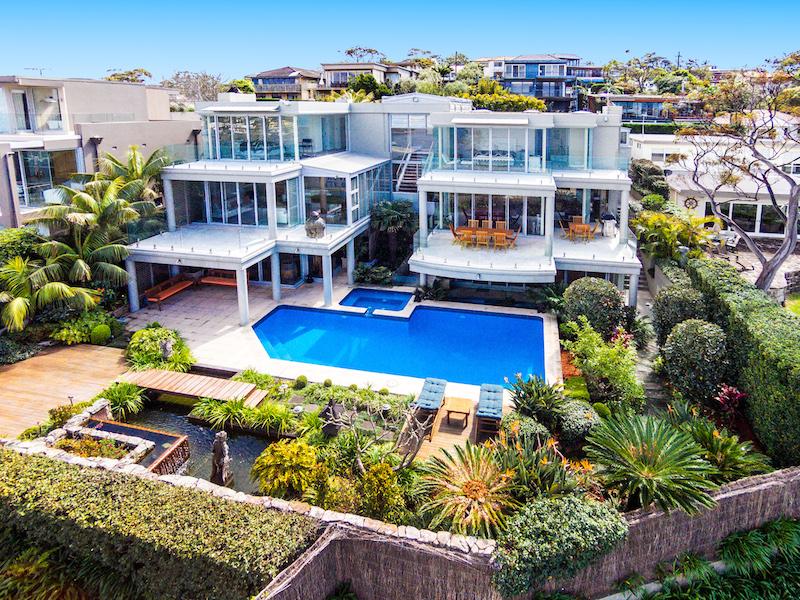Otros residenciales por un Venta en 5 Moore Street, Clontarf Sydney, New South Wales 2093 Australia