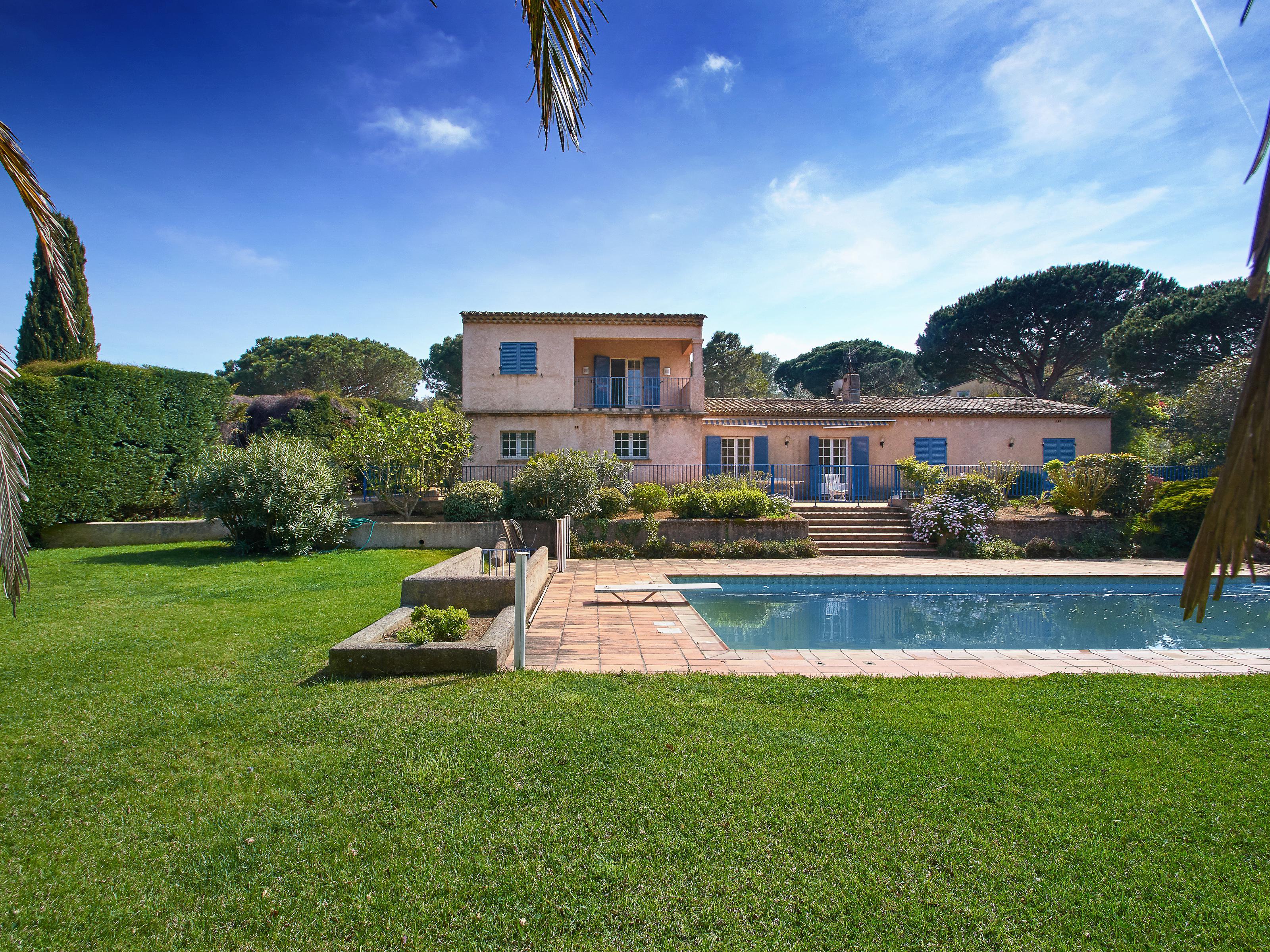 Single Family Home for Sale at Provencal property near the Salins Beach Saint Tropez, Provence-Alpes-Cote D'Azur 83990 France
