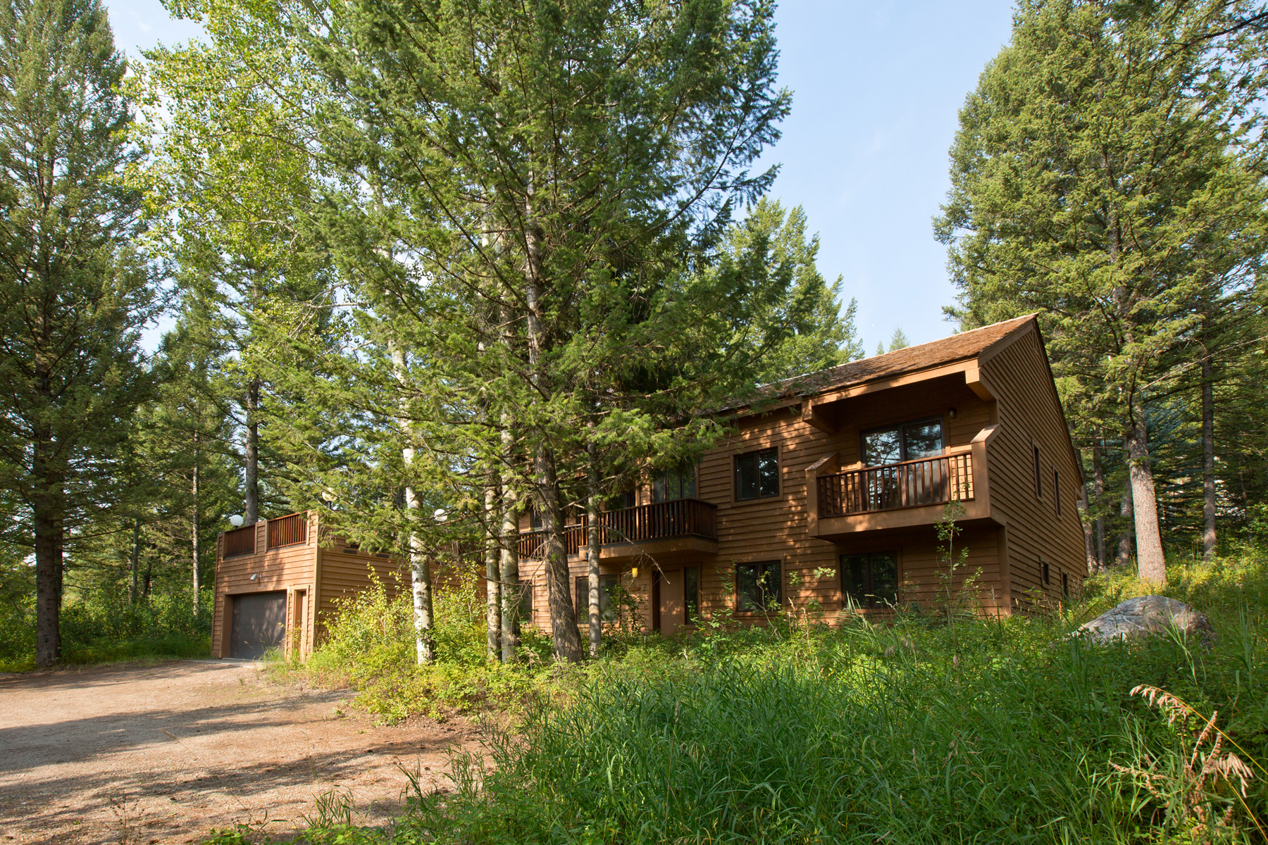 Single Family Home for Sale at Teton Village Ski Chalet 3555 Curtis Teton Village, Wyoming 83025 United States