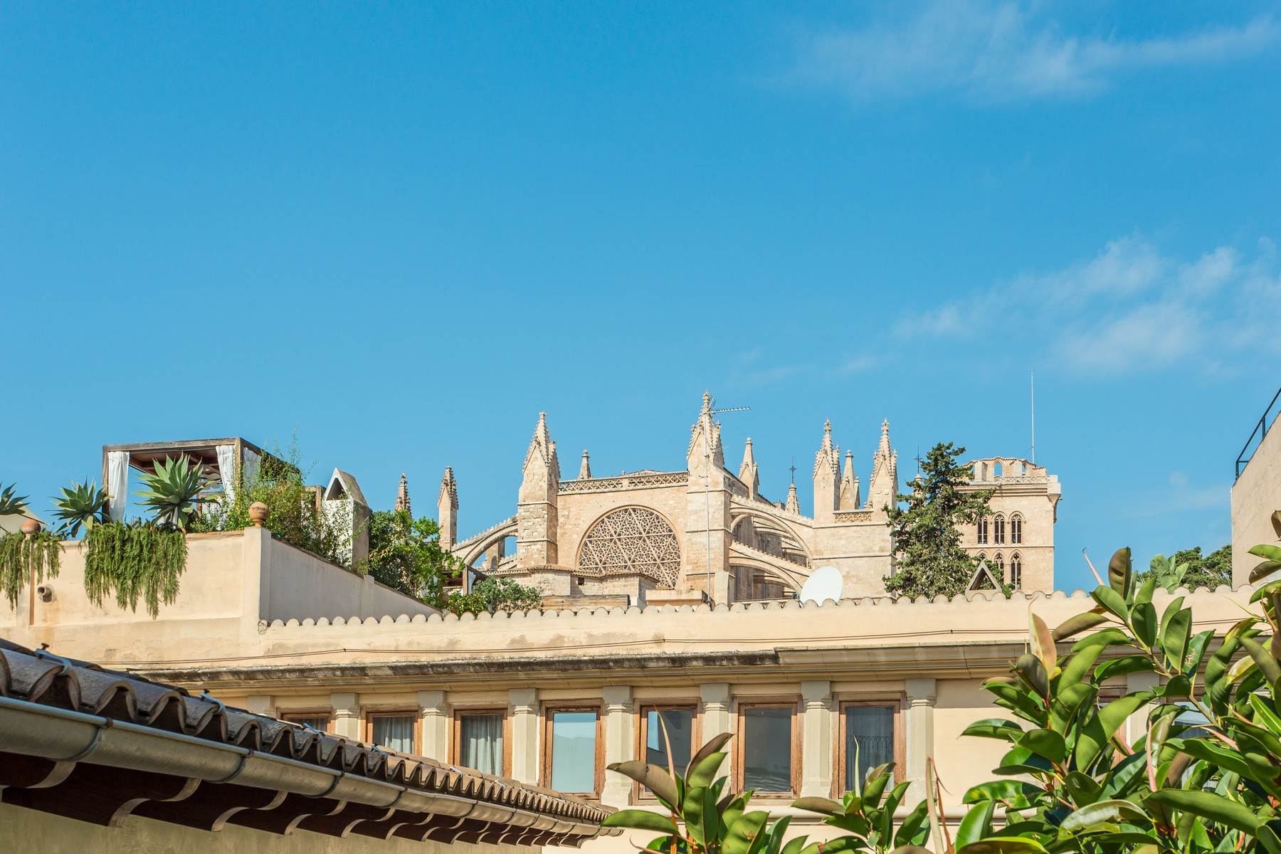 Einfamilienhaus für Verkauf beim Luxus-Penthouse im Zentrum von Palma Palma Center, Mallorca, 07001 Spanien