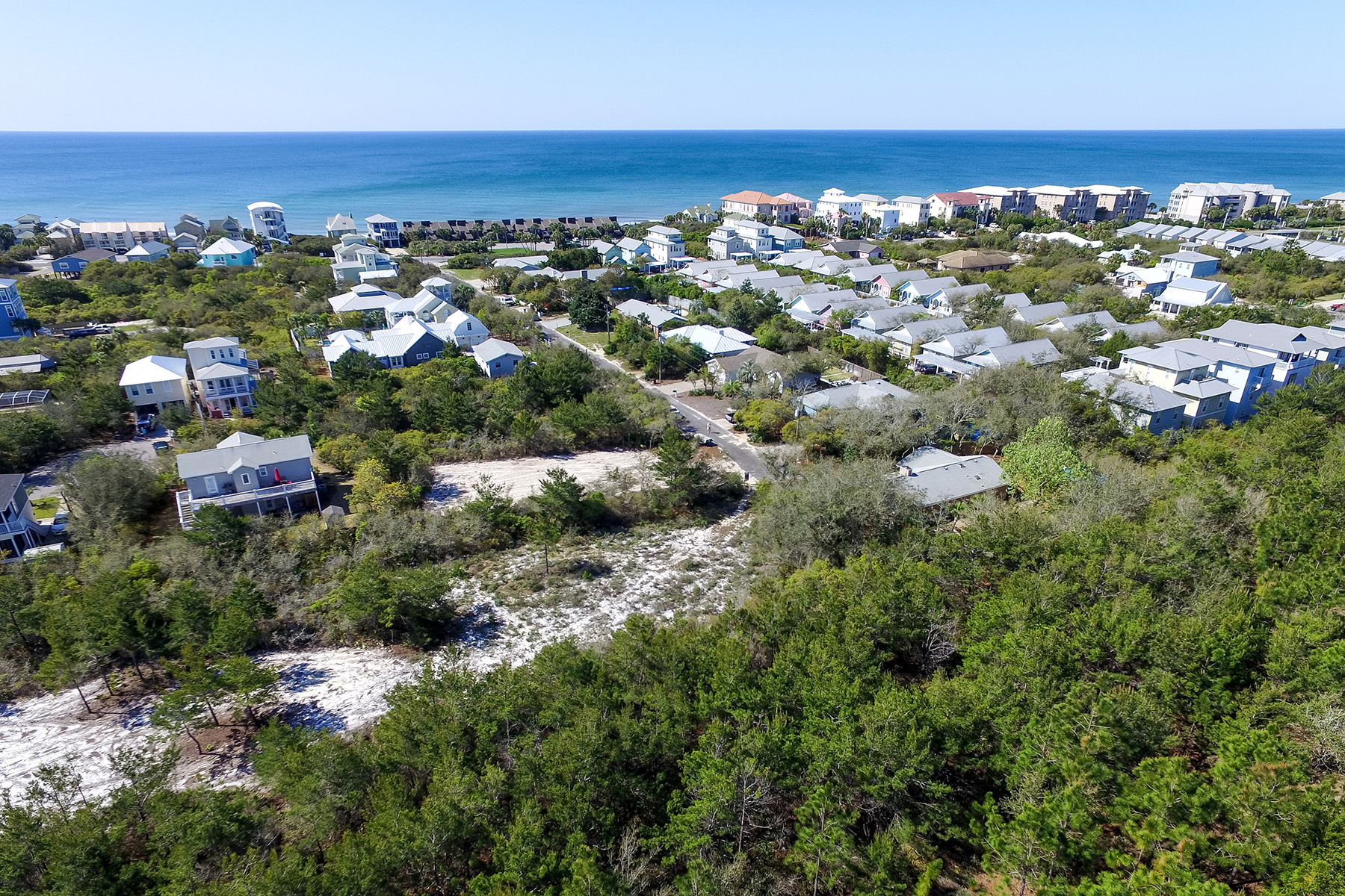 Terreno para Venda às NATURALIZED CUL-DE-SAC LOT WITH DEEDED BEACH ACCESS Lot 12 Walton Gulfview Drive Seacrest, Florida, 32461 Estados Unidos