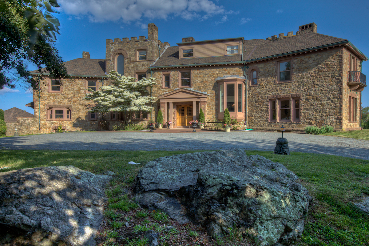 Casa Unifamiliar por un Venta en The Wyndham Estate 36 Beacon Hill Road Newport, Rhode Island 02840 Estados Unidos