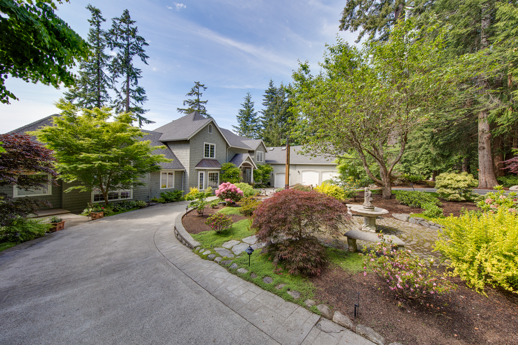 sales property at Poulsbo Waterfront Estate