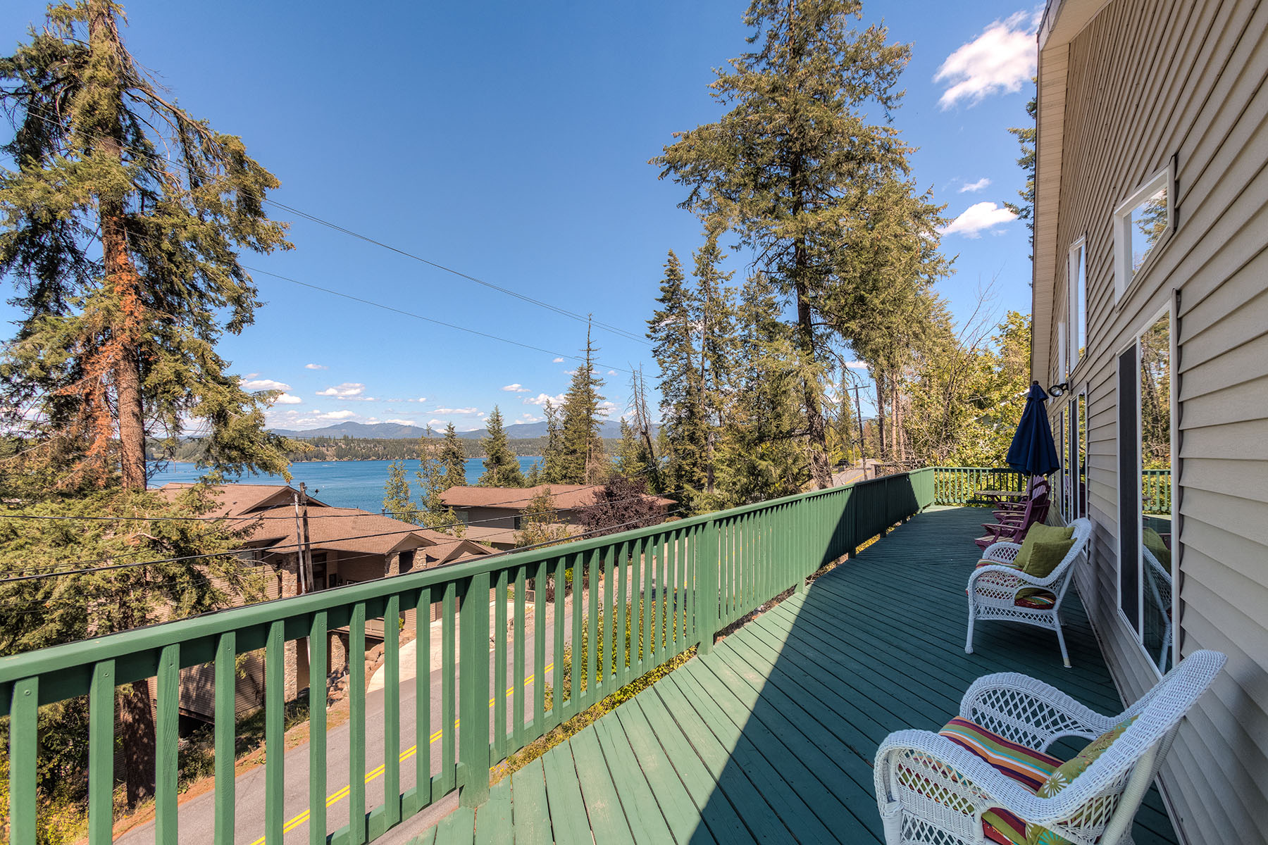 Single Family Home for Sale at Hayden Haven with Spectacular Lake Views 2238 E Upper Hayden Lake Rd Hayden, Idaho, 83835 United States