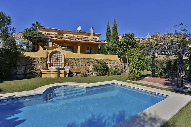 Single Family Home for Sale at An exceptional family house Nueva Andalucía Marbella, Andalucia 29660 Spain