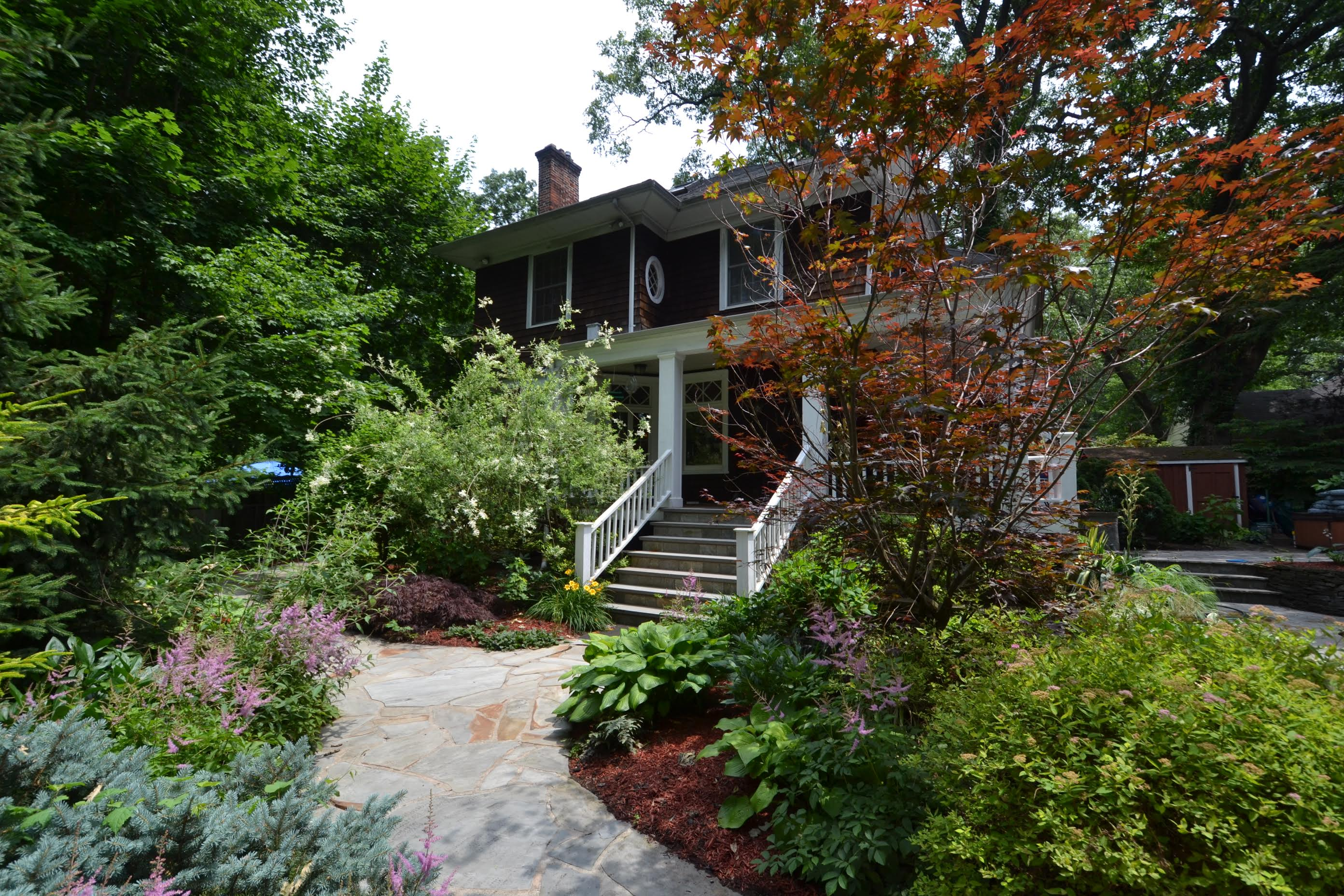 sales property at Distinctive Colonial on Coveted Cul-de-Sac