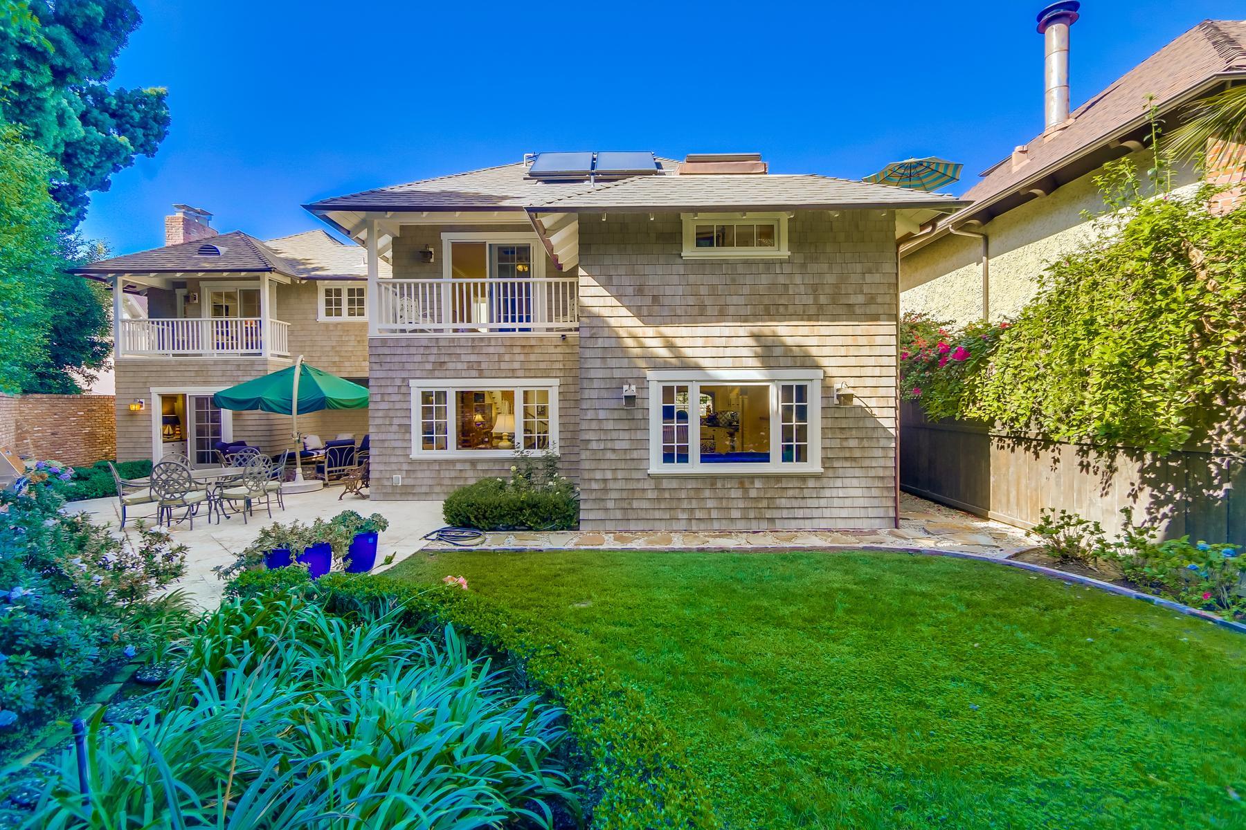 Additional photo for property listing at 1030 Loma Avenue  Coronado, Californie 92118 États-Unis