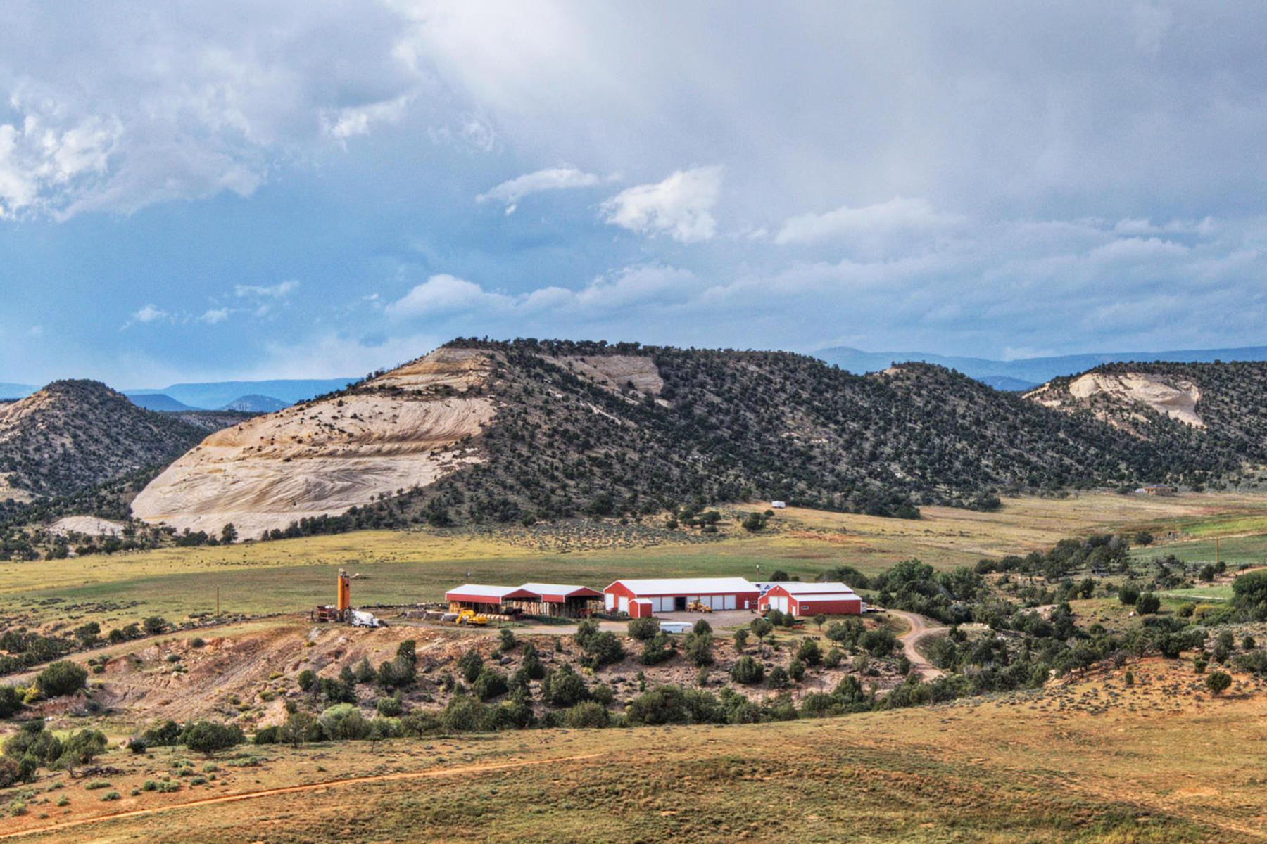 sales property at An Intensely Private & Deeply Inspirational One of a Kind Ranch/Land Holding