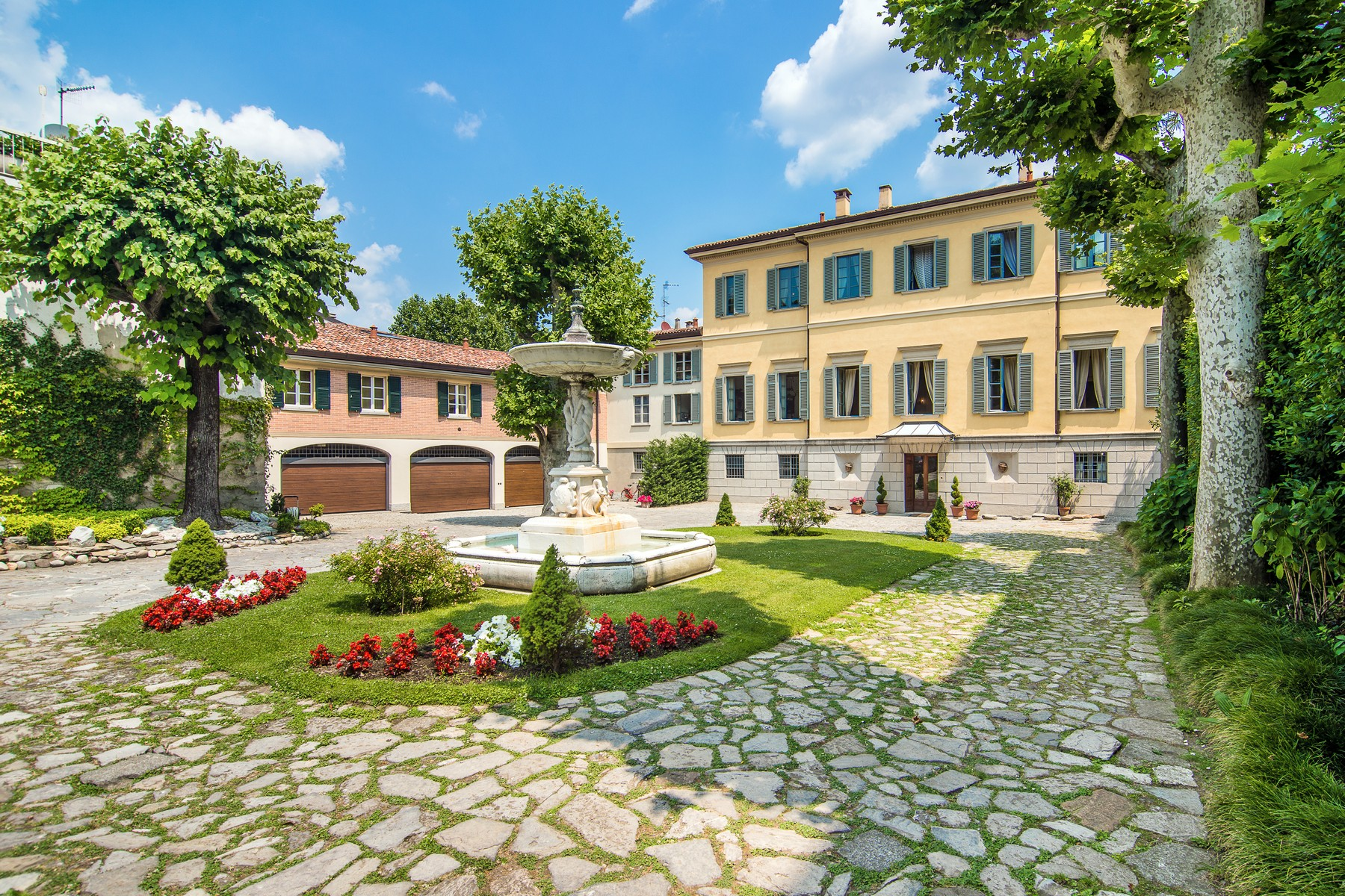 Multi-Family Home for Sale at Stunning property alongside Lake Como Passeggiata Villa Olmo Como, Como 22100 Italy
