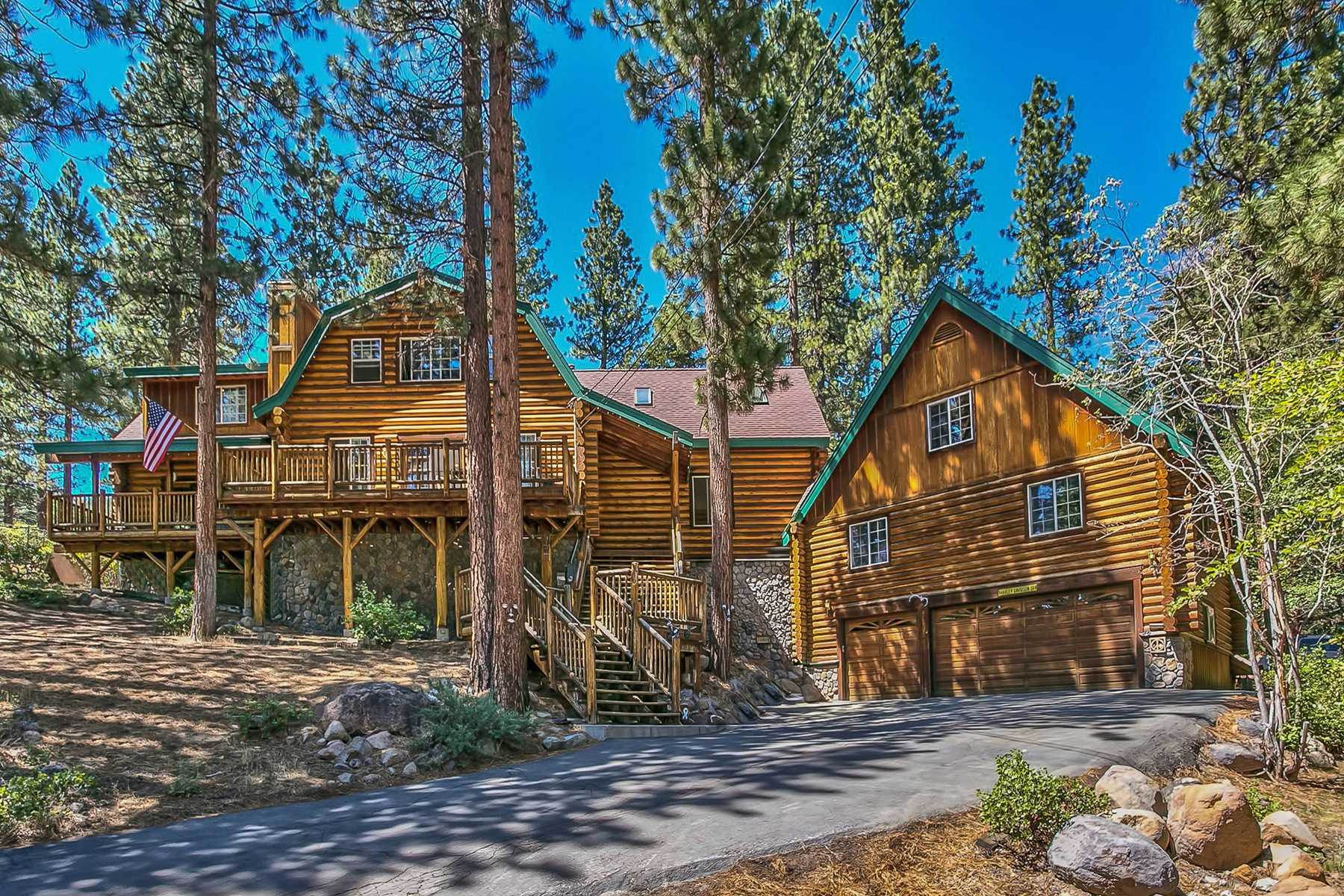 Maison unifamiliale pour l Vente à 428 Pat Court Incline Village, Nevada, 89451 Lake Tahoe, États-Unis