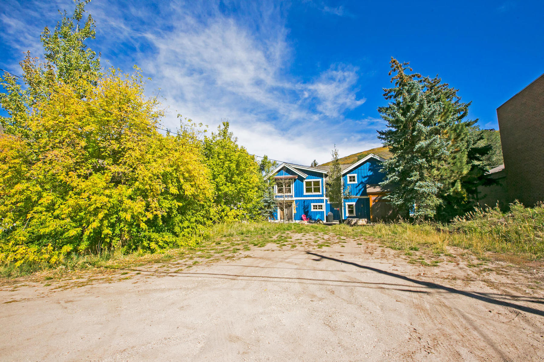sales property at Old Town Development Opportunity 1 block from Park City Ski Resort