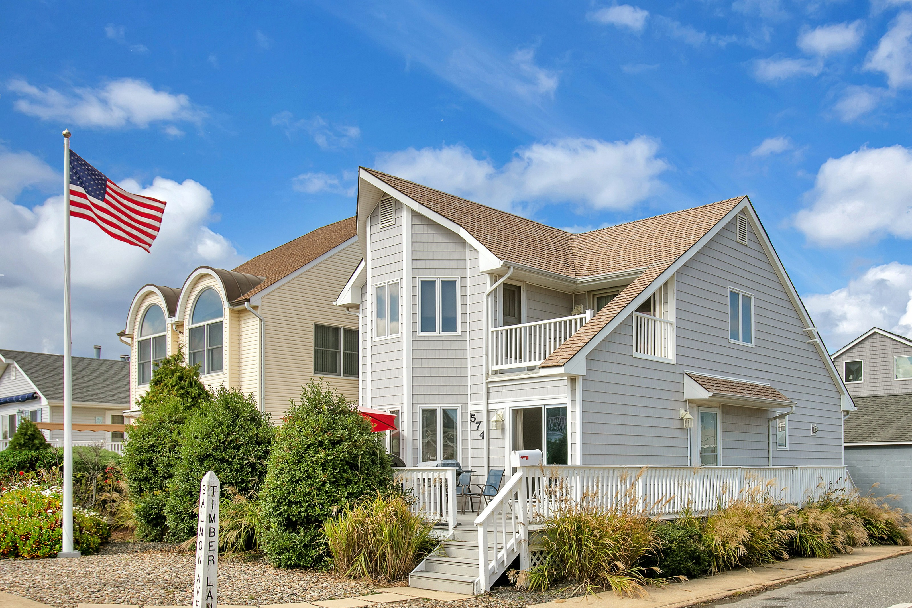 Single Family Home for Sale at Beach Home 574 Salmon Ave Manasquan, New Jersey 08736 United States
