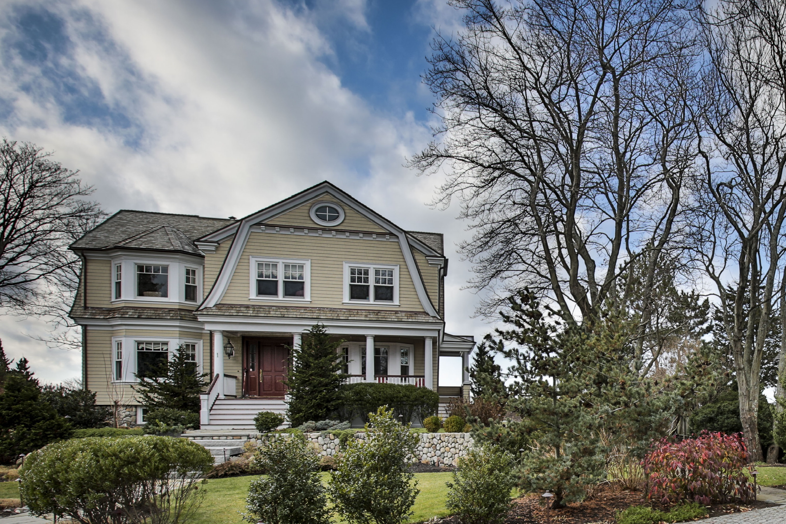 Single Family Home for Sale at Ultimate Waterfront Living 1 Sargent Road Marblehead, Massachusetts, 01945 United States
