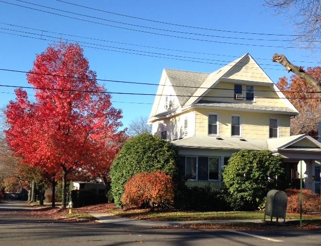 独户住宅 为 销售 在 BEAUTIFUL CORNER VICTORIAN 929 Peace Street 佩勒姆马勒衔, 纽约州, 10464 美国