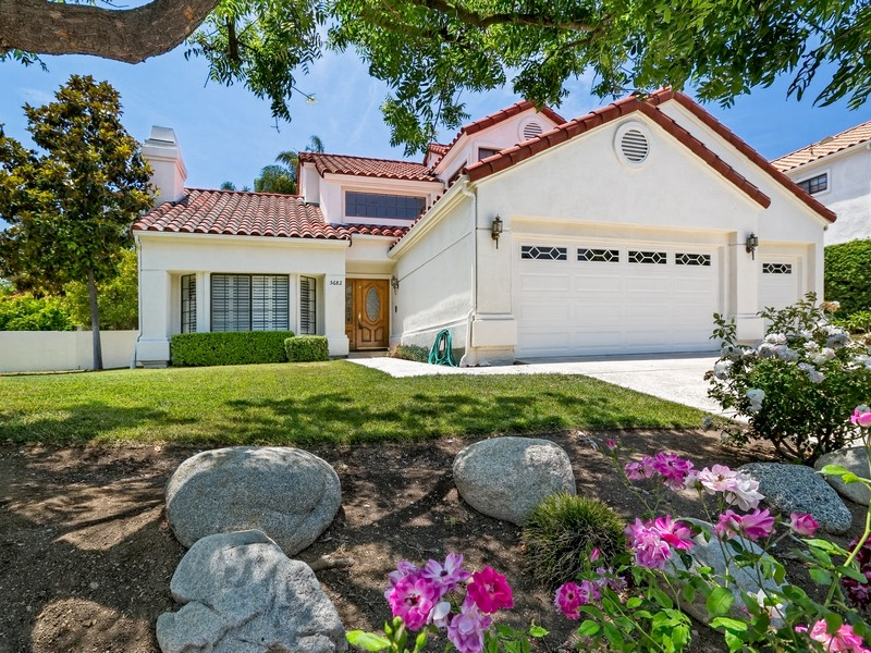 Single Family Home for Sale at Winside Street 5682 Winside Street Westlake Village, California 91362 United States