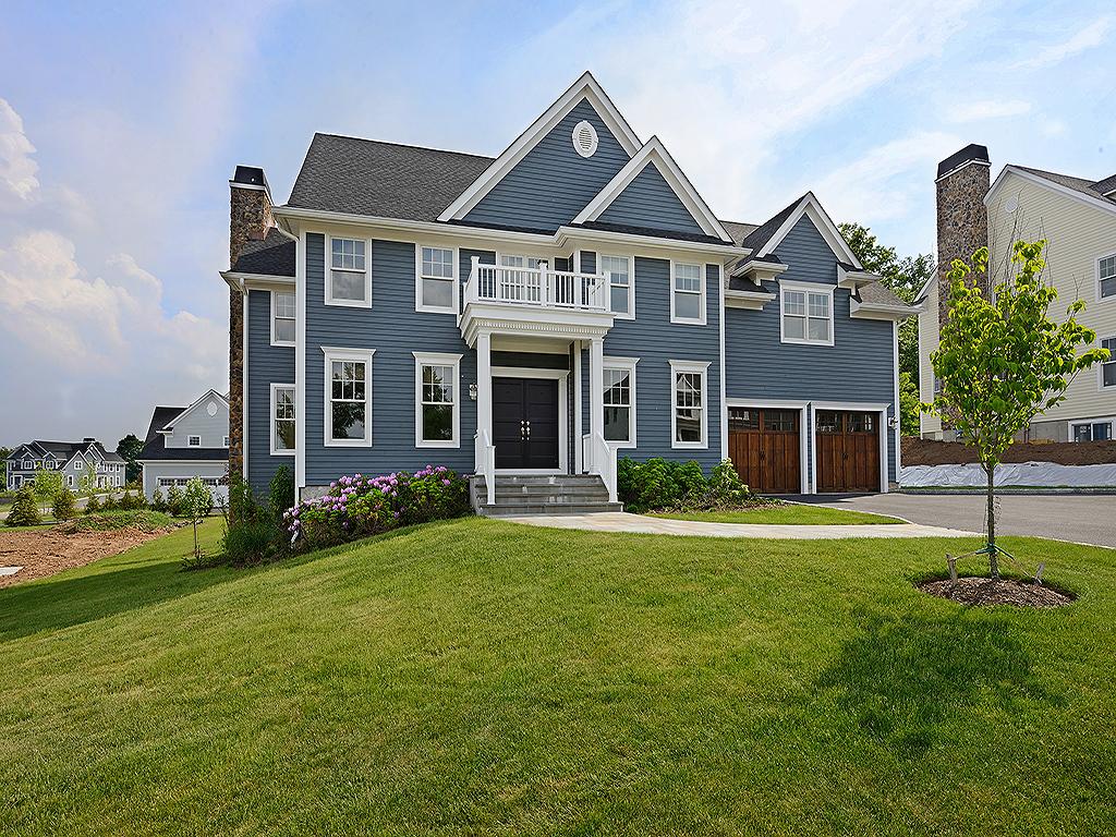 단독 가정 주택 용 매매 에 Modern Village Living 10 Riverton Drive Upper Nyack, 뉴욕 10960 미국