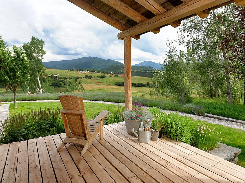 农场 / 牧场 / 种植园 为 销售 在 1125 Chaparral Drive Woody Creek, 科罗拉多州 81656 美国