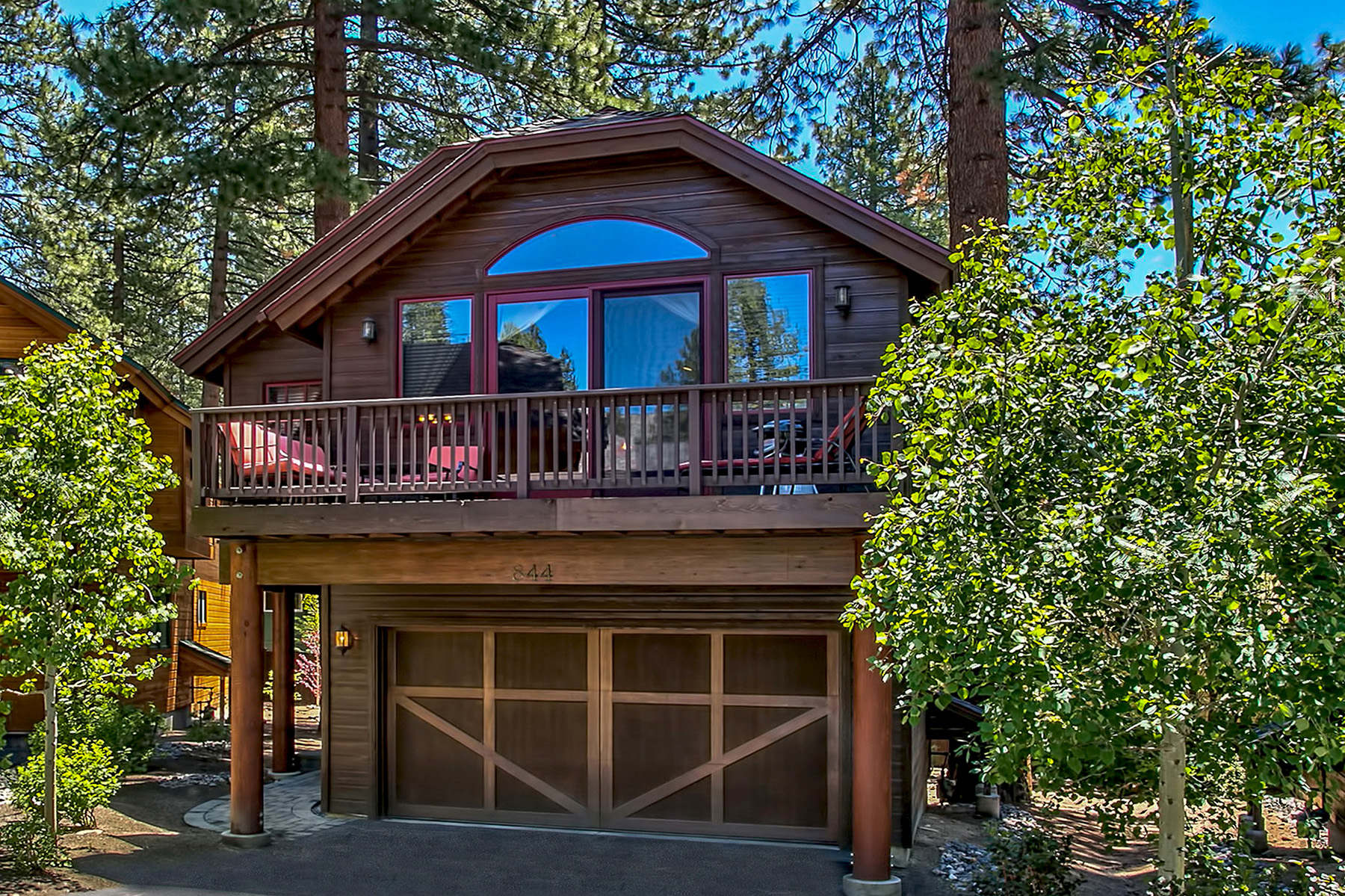 Adosado por un Venta en 844 Rosewood Circle Incline Village, Nevada, 89451 Lake Tahoe, Estados Unidos
