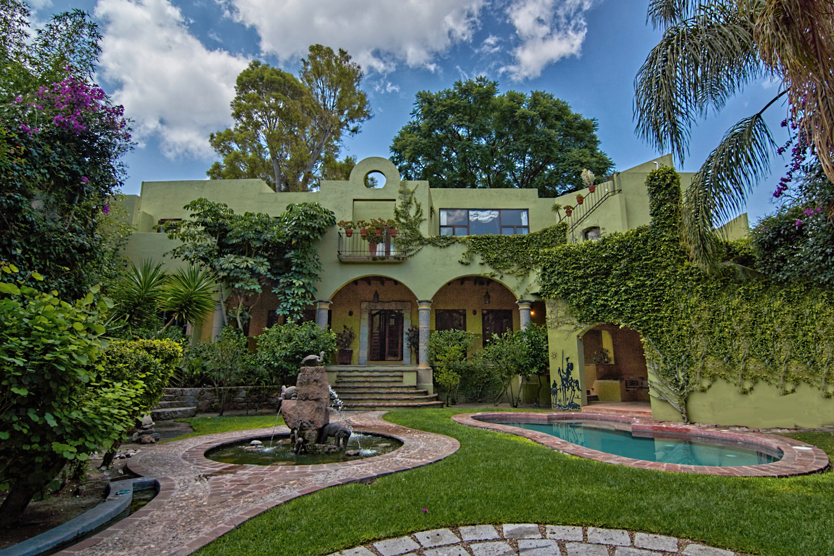 Single Family Home for Sale at Casa Imaginacion Centro, San Miguel De Allende, Guanajuato Mexico