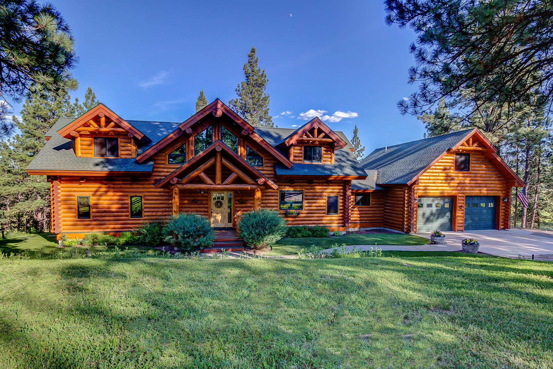 Casa Unifamiliar por un Venta en 27348 Rimfire Road Bonner, Montana 59823 Estados Unidos
