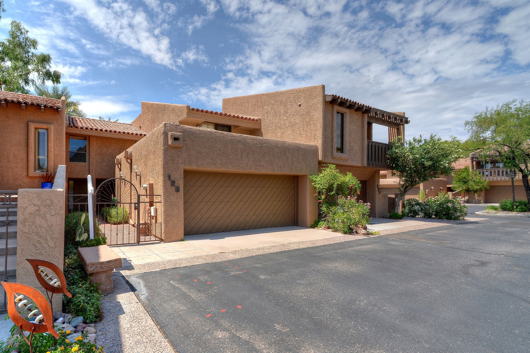 sales property at Lovely home in the popular village at Camelback mountain