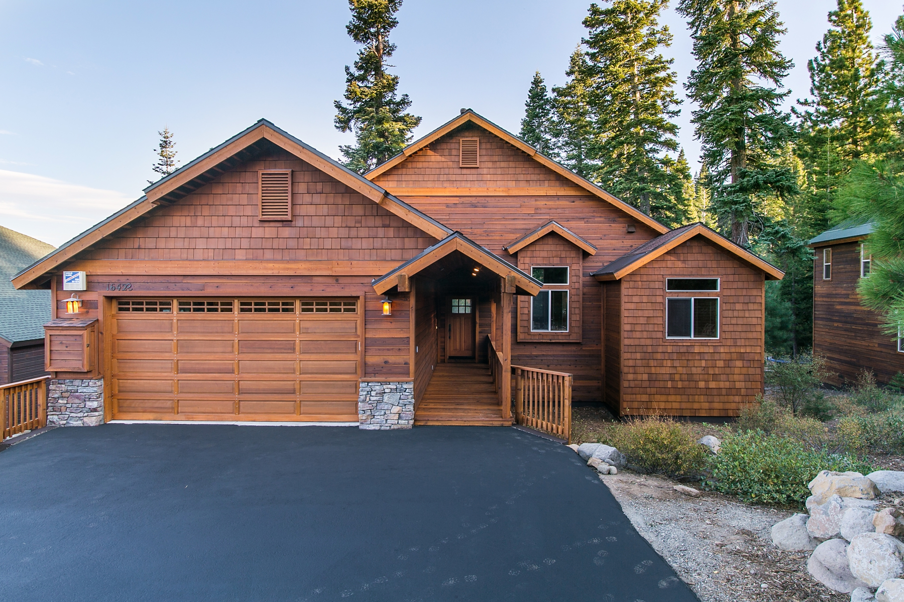 Single Family Home for Active at 16429 Skislope Way Truckee, California 96161 United States