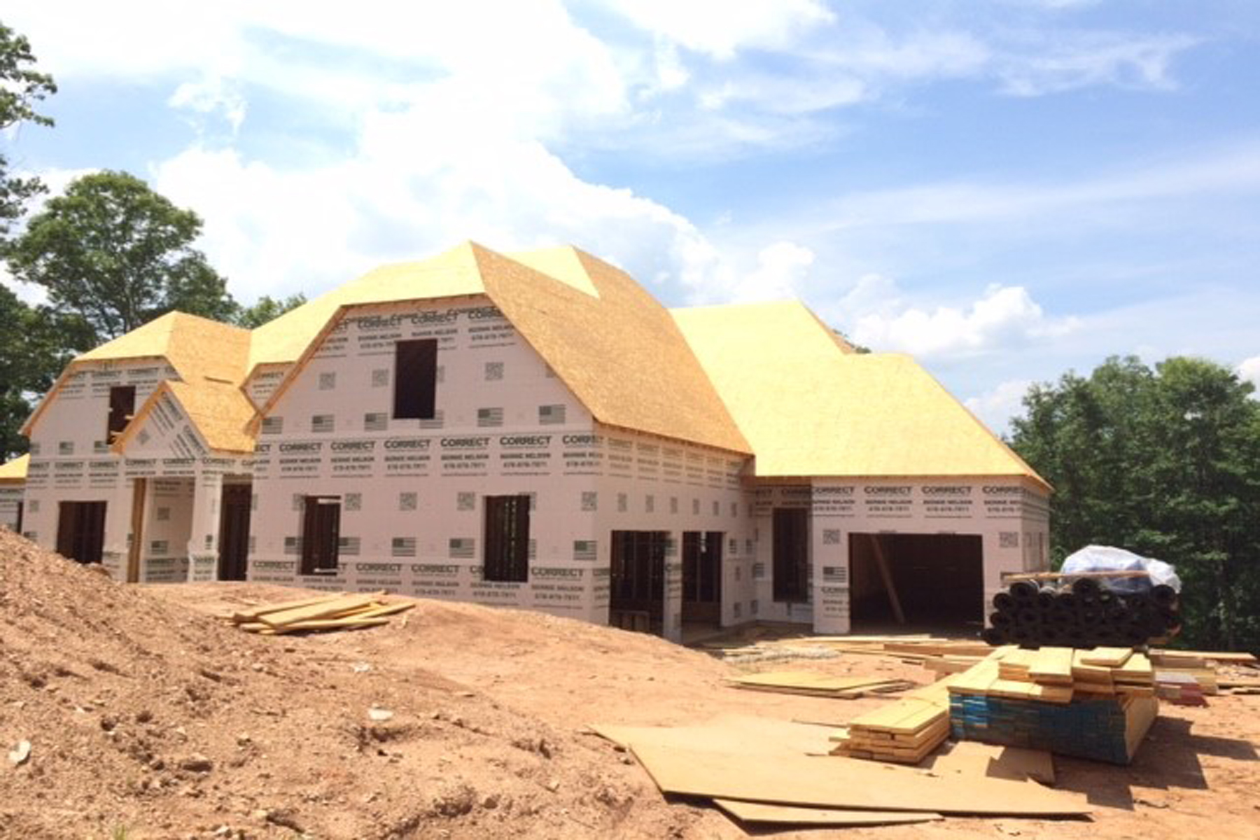 Single Family Home for Sale at Sandy Springs New Construction 5020 Riverview Road Sandy Springs, Georgia 30327 United States
