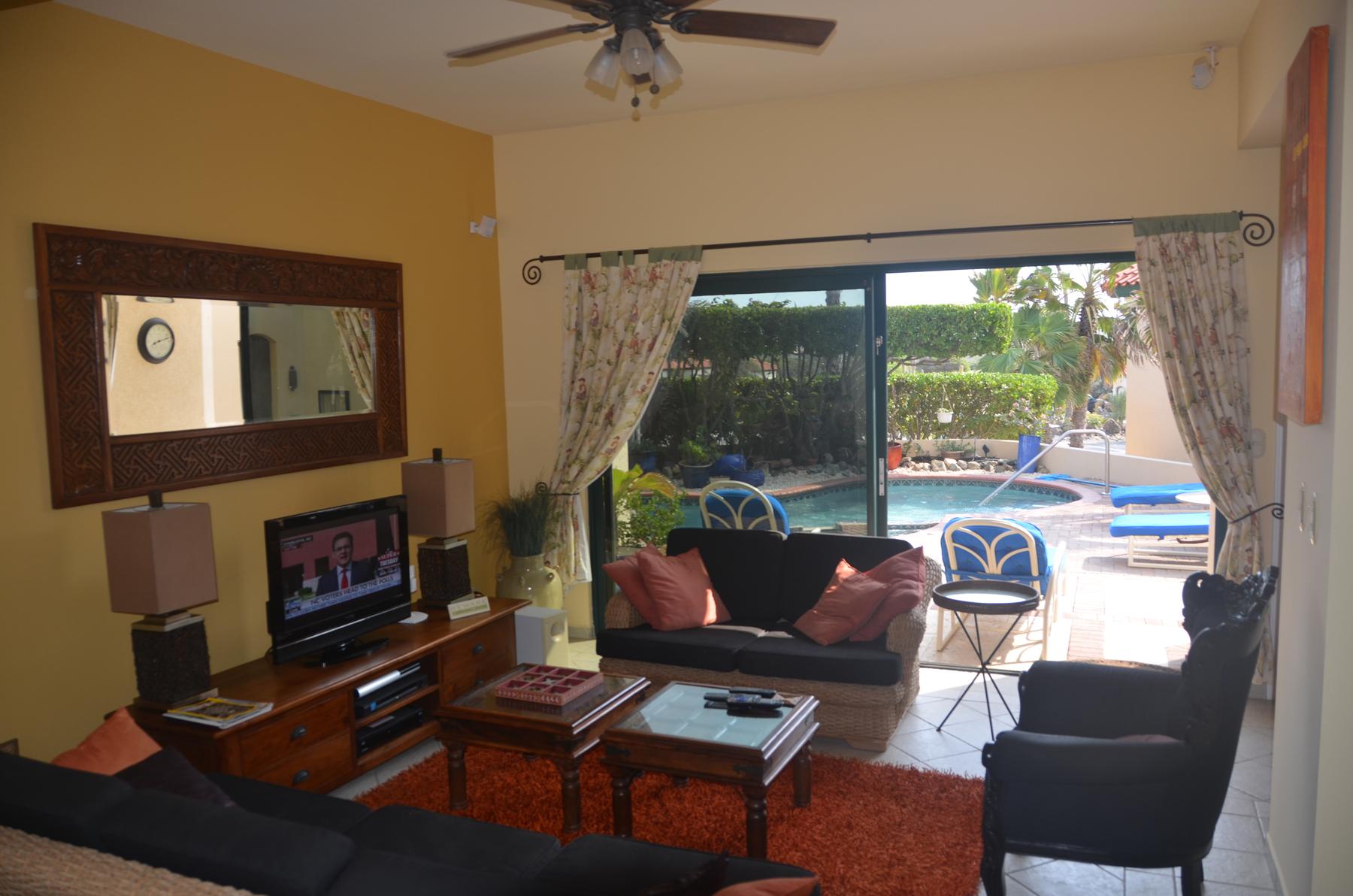 Additional photo for property listing at The Karawara Malmok, Aruba Aruba