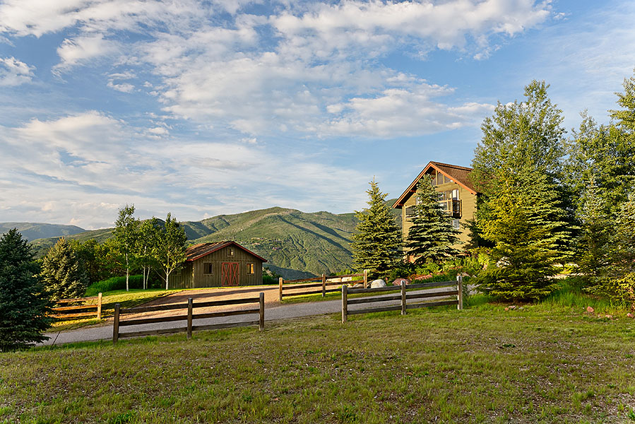 Casa Unifamiliar por un Venta en The Aspen Oak Ranch 41 Aspen Oak Drive West Aspen, Aspen, Colorado 81611 Estados Unidos