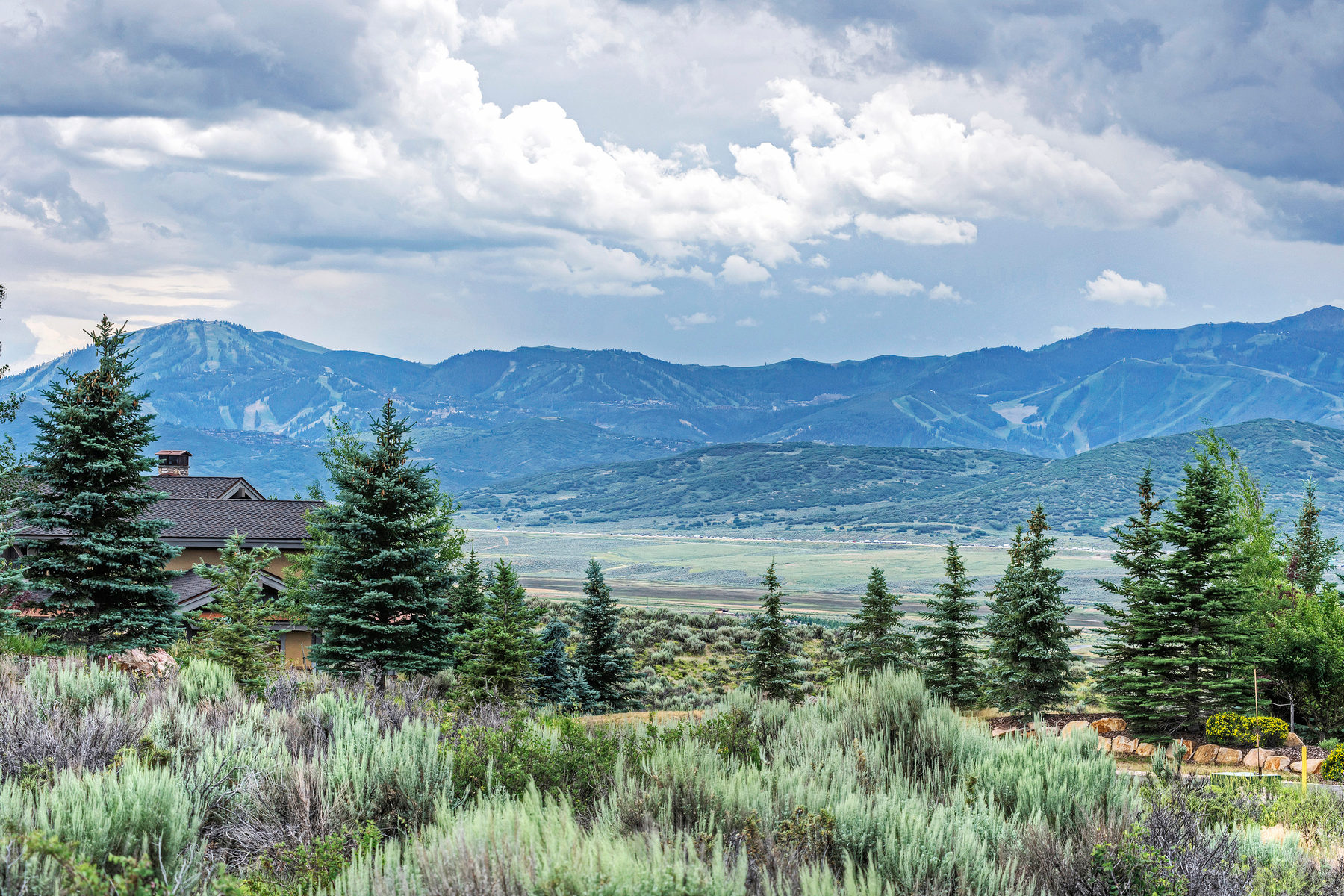 Land for Sale at Promontory Acre+ Ski View Lot 7600 North West Hills Trails Park City, Utah, 84098 United States
