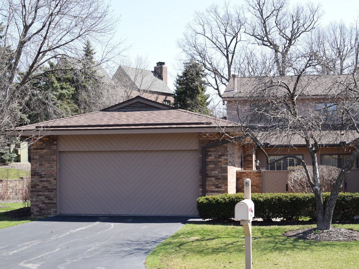 Single Family Home for Sale at 1229 Indian Trail Rd. 6E 1229 Indian Trail Rd. #6E Hinsdale, Illinois 60521 United States
