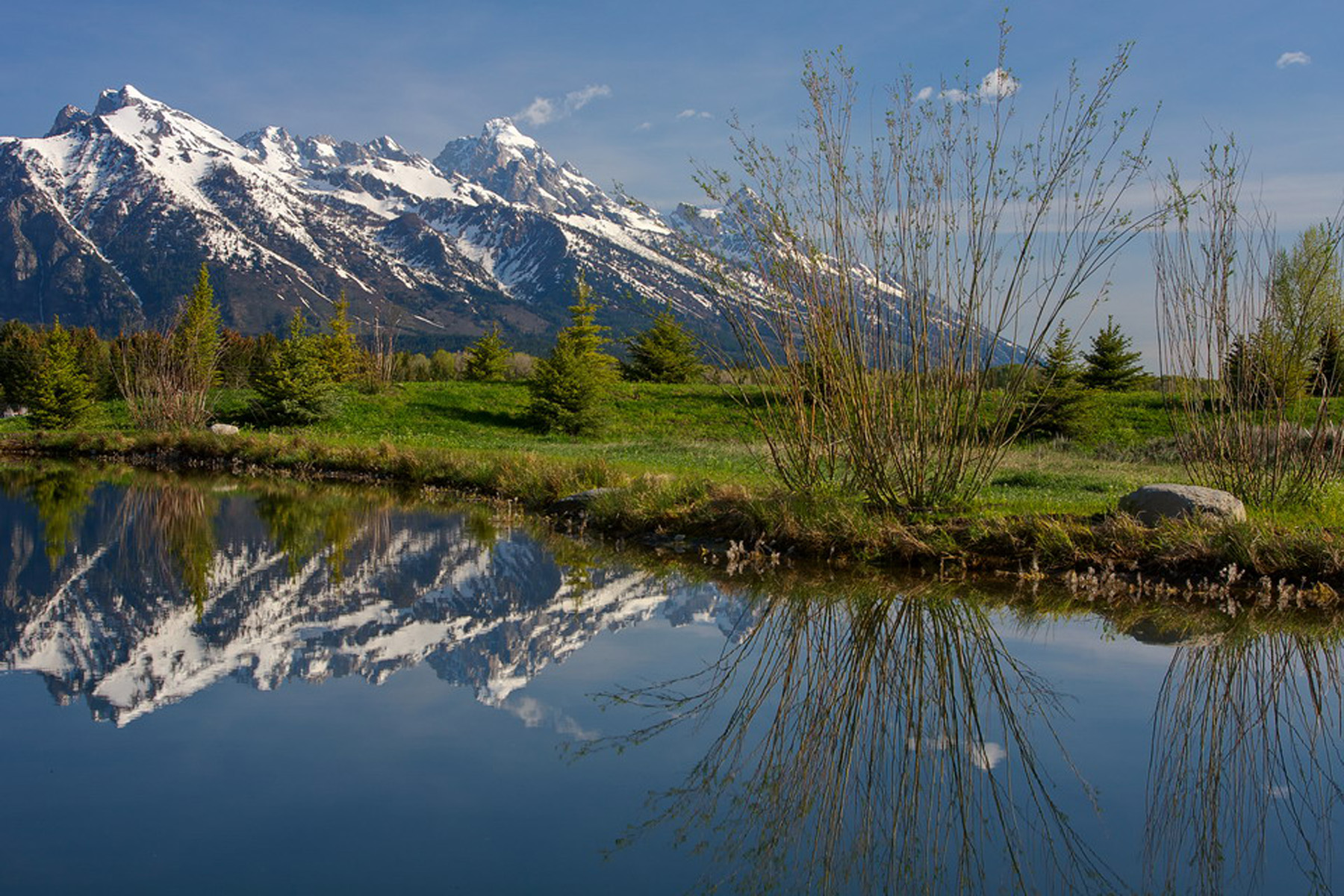 Property Of Exceptional Land at Base of the Tetons