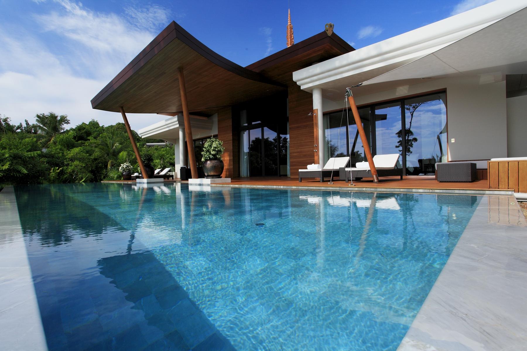 Property Of Luxury 2 Bedroom Villa in 5 Star Resort