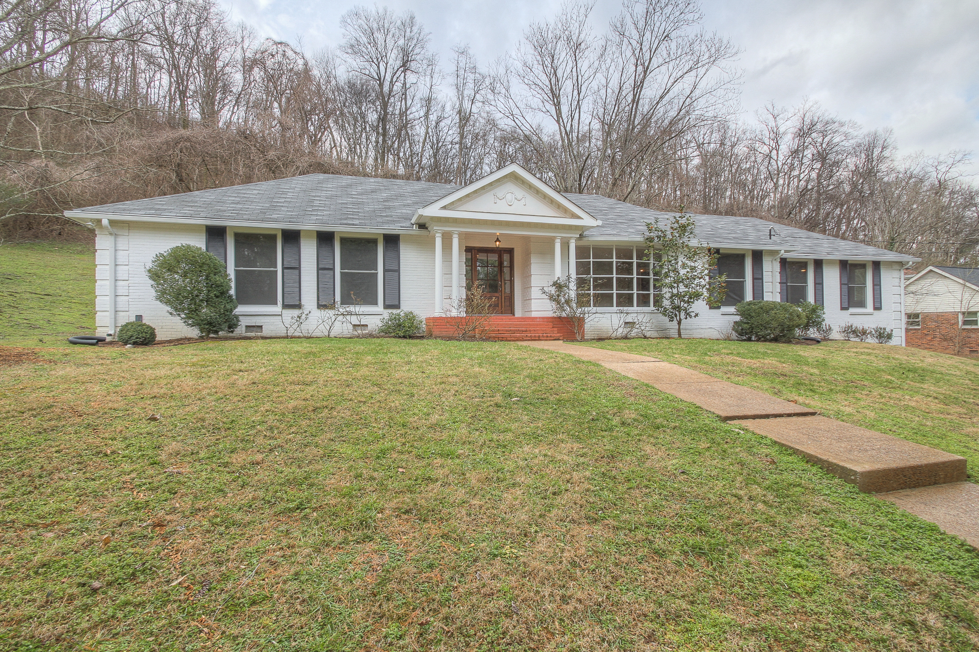 Single Family Home for Sale at Renovated and Spacious West Meade Home 6690 Clearbrook Dr West Meade, Nashville, Tennessee, 37205 United States