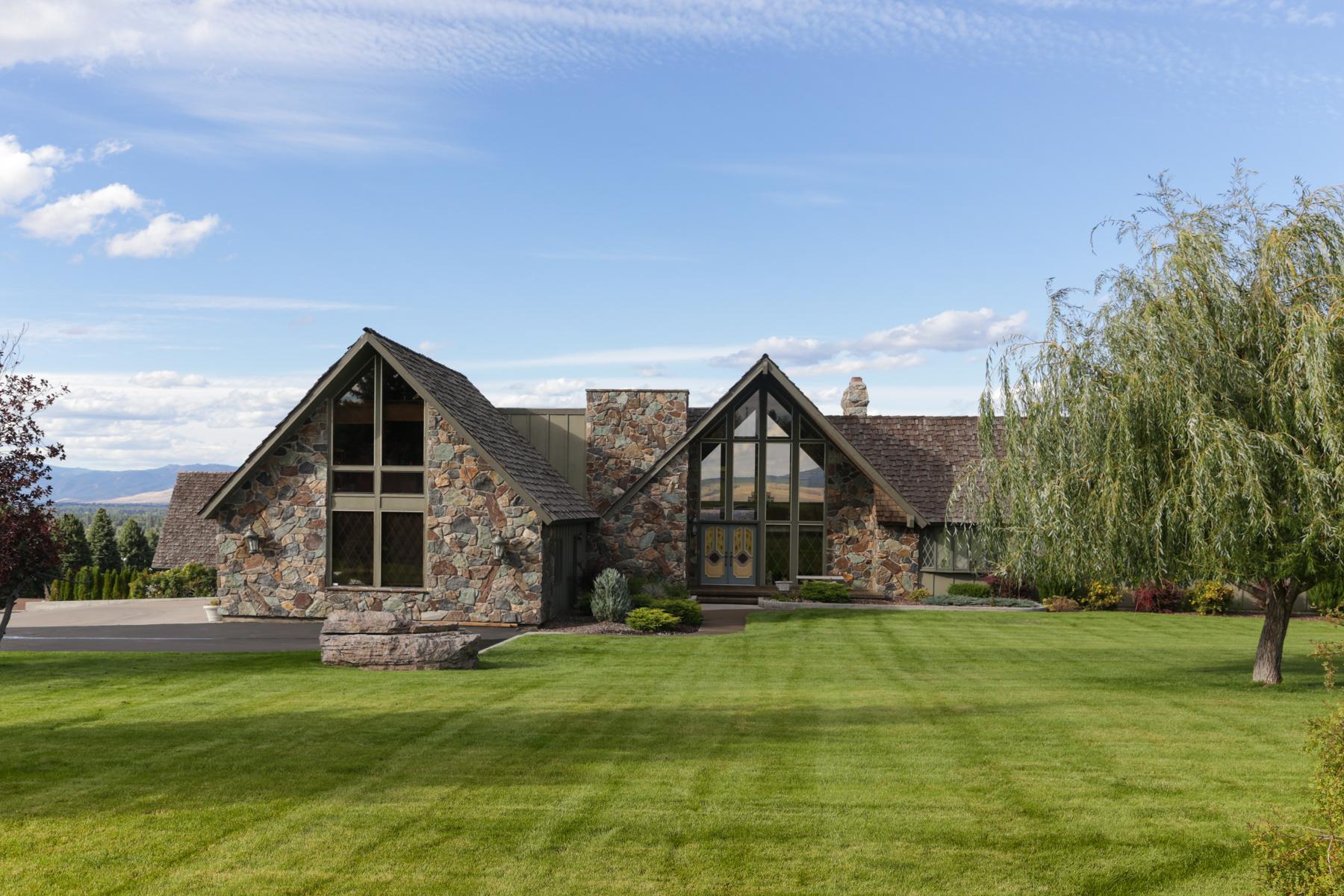 独户住宅 为 销售 在 2900 St. Michael 米苏拉, 蒙大拿州, 59803 美国